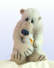 Nanuk polar bear sewing pattern by pcbangles. Teddy bear, penguin sewing pattern