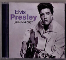 Elvis Presley CD The One & Only - Polen - RAR !!