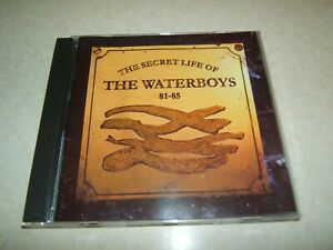 THE WATERBOYS : THE SECRET LIFE OF THE WATERBOYS 81-85 CD ALBUM 1994