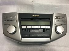 LEXUS RX330 RX400H RX350 REMAUFACTURED NEW CD MECH RADIO CD CHANGER 2004 2005