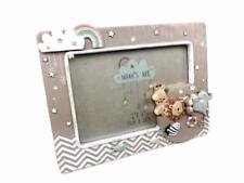 Noah's Ark Resin Baby Colourful Photo Frame New Boxed 6 x 4 CG1250