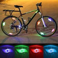 Willow LED Bicycle Wheel Spoke Light Waterproof Plastic Bike Cycling Lamp 3 Mode