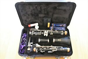 Yamaha YCL- 255 Nickel Silver Keys Bb Clarinet - Student
