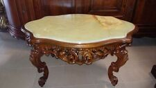 Mahogany Antique Style Coffee Tables