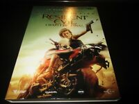 "DVD NEUF ""RESIDENT EVIL : CHAPITRE FINAL"" Milla JOVOVICH - horreur"