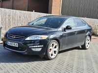 2011 (60) FORD MONDEO 2.0 TDCi TITANIUM 5DOOR HATCHBACK DIESEL MANUAL DAMAGED
