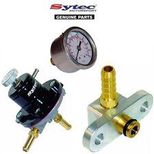 SYTEC FUEL PRESSURE REGULATOR KIT + FUEL GAUGE MAZDA 323F / GTR