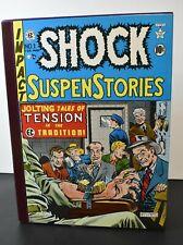 EC Library Complete Shock SuspenStories 3 Volume Set With Slipcase 1981