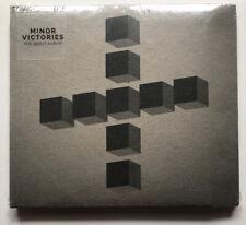 Minor Victories - Minor Victories (CD, Digipak) NEW & SEALED