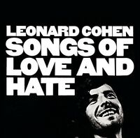 LEONARD COHEN - SONGS OF LOVE AND HATE   VINYL LP NEU