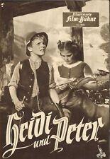 IFB 2684 | HEIDI UND PETER | Heinrich Gretler, Elsbeth Sigmund | Top