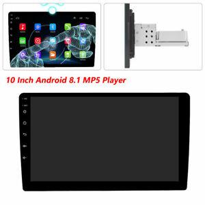10 Inch Android 8.1 Car GPS Navigation Machine Car MP5 Player Multi-language