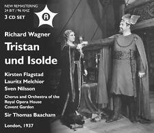 Wagner - Tristan Und Isolde [New CD]