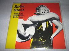 """MARILYN MONROE MAXI VINYL 12"""" GERMANY I WANNA"""