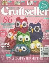 CRAFT SELLER, MAKE AND SELL YOUR HAND MADE CRAFTS,   JULY, 2013 ISSUE, 25   UK