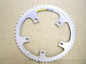 New-Old-Stock Shimano (First Generation) SuperGlide Chainring..52T and 130mm BCD