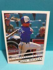 Mark Shipley 1995 Futera Sydney Blues #79 Australian Baseball Card 🏆 FREE POST