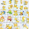 39 Anime Manga Stickerbomb Fuchs tier Aufkleber Sticker Mix Decals Natur Wald e