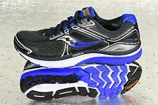 New Men's Saucony Omni 15 Running shoes Blue Gray Silver Size 7.5 Med S20315-1