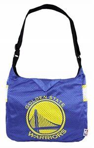 Golden State Warriors NBA Jersey Tote Bag Shoulder Bag