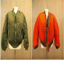 Flight Jacket - USAF Reversible- Men's Medium