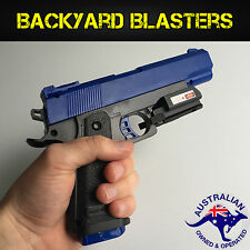 Toy Gun - Tactical M1911 Foam Dart Gun with Red dot laser | Backyard Blasters