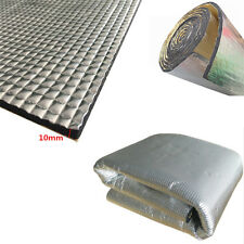 1.4M 10mm Car Auto Bulkhead Panel Firewall Hood Sound Deadener Heat Barrier Pad