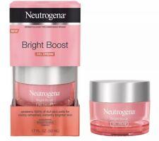 🌸Neutrogena Bright Boost Gel Cream 1.7 Oz 🌸 Awakens Dull Skin Cells
