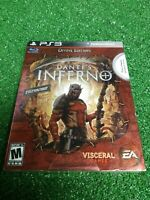 Dante's Inferno Divine Edition (Playstation 3, PS3) Brand New & Sealed