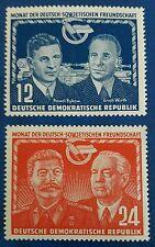DDR Deutsch-sowjetische Freundschaft Mi-Nr. 296/97 postfrisch