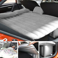 Auto Car Inflatable Bed Outdoor Back Seat Self-drive Travel Air Mattress Sofa