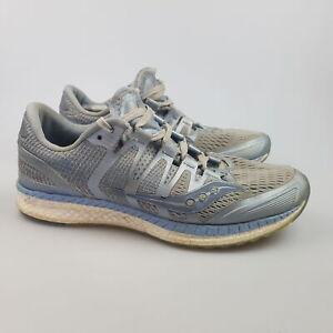Women's SAUCONY 'Liberty Iso' Sz 9.5 US Runners Blue AVGCon   3+ Extra 10% Off