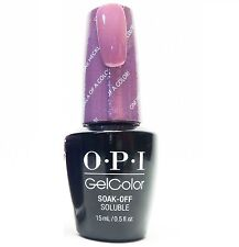 OPI Gel Polish GelColor ICELAND Colors your choice .5oz/15mL
