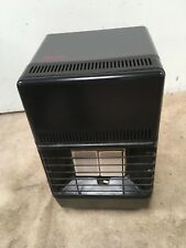 Superser Portable Gas Heater, Black & Grey