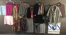 Lot of 17 Womens Clothing Wear to Work  M/10 W1055