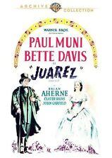 JUAREZ - (1939 Bette Davis) Region Free DVD - Sealed