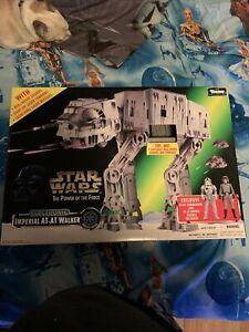 Power of the force At-At walker Star Wars