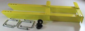 Traction-Tramp Rod Bar Kit Adjustable Ford Chev Holden Chrysler