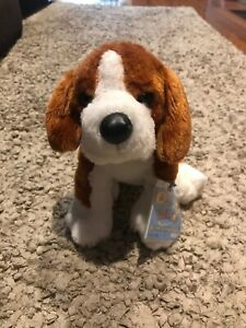 WEBKINZ BEAGLE HM141 COMES WITH UNUSED/SEALED CODE