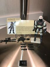 G.I. Joe Neo Viper v2 2002 Complete With File Card