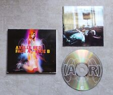 "CD AUDIO MUSIQUE / AXELLE RED ""FACE A / FACE B"" 12T CD ALBUM DIGIPAK 2002 POP"