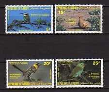 16854) Djibouti - Djibouti 1985 MNH New Birds - Birds