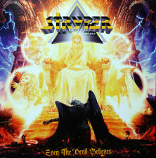 Even the Devil Believes STRYPER  CD