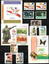 GUINEA ECUATORIAL 1992 AÑO COMPLETO EDIFIL 149-161 NUEVOS SIN CHARNELA MNH