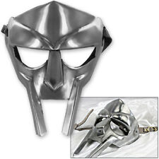 MF Doom Gladiator Mask Madvillain 18g Mild Steel Face Armor Replica