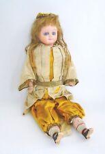 Wax Antique Dolls