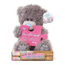 "ME TO YOU TATTY TEDDIES TEDDY BEAR 7"" GIRLFRIEND YOU COMPLETE ME - 4093  REDUCED"