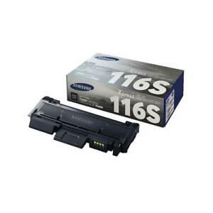 Genuine Samsung 116S Black Toner cartridge MLT-D116S