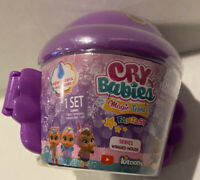 Cry Babies Magic Tears FANTASY DOLL Winged House BLIND MYSTERY PACK READ! New