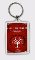 CASA BLACKWOOD HOUSE BLACKWOOD LLAVERO JUEGO DE TRONOS KEYRING GAME OF THRONES